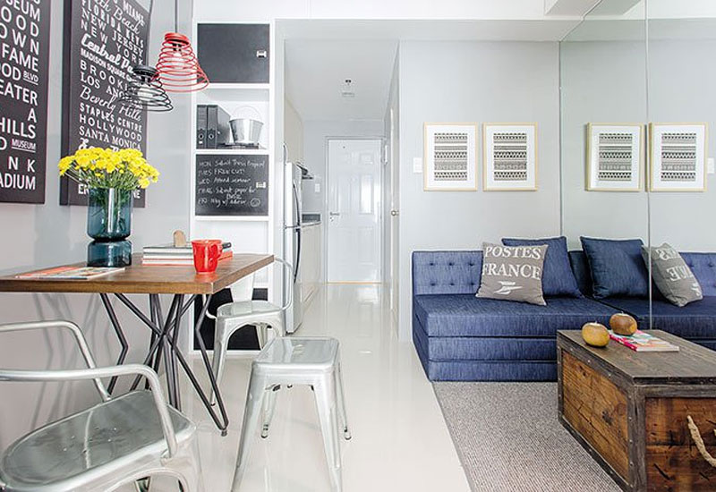 12 Furnishing Guides For An Organized Small Spaced Condo