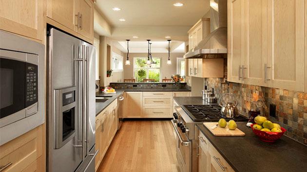 Shaker Kitchen Designs