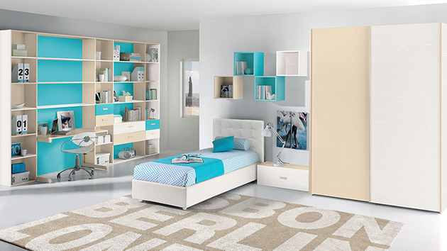 25 Modern Kids Bedroom Designs Perfect For Both Girls And