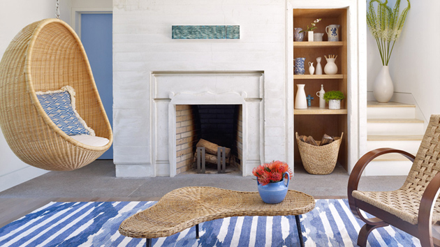 20 Fascinating Swing Chairs In The Living Room Home