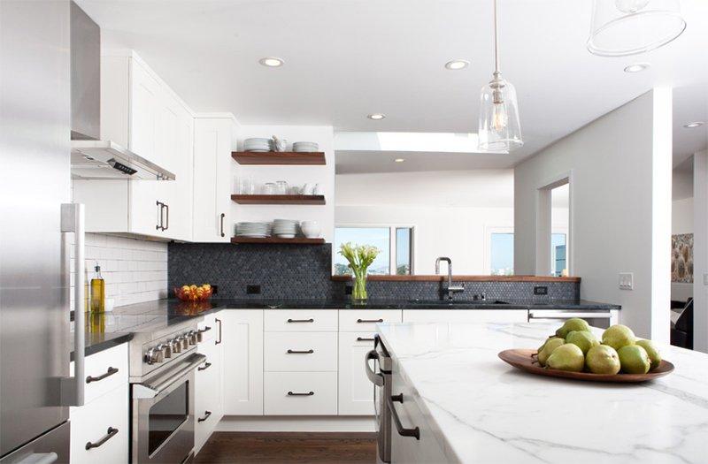 22 Appealing Rustic Modern Kitchen Design Ideas | Home ... on Modern Kitchen Ideas  id=95946