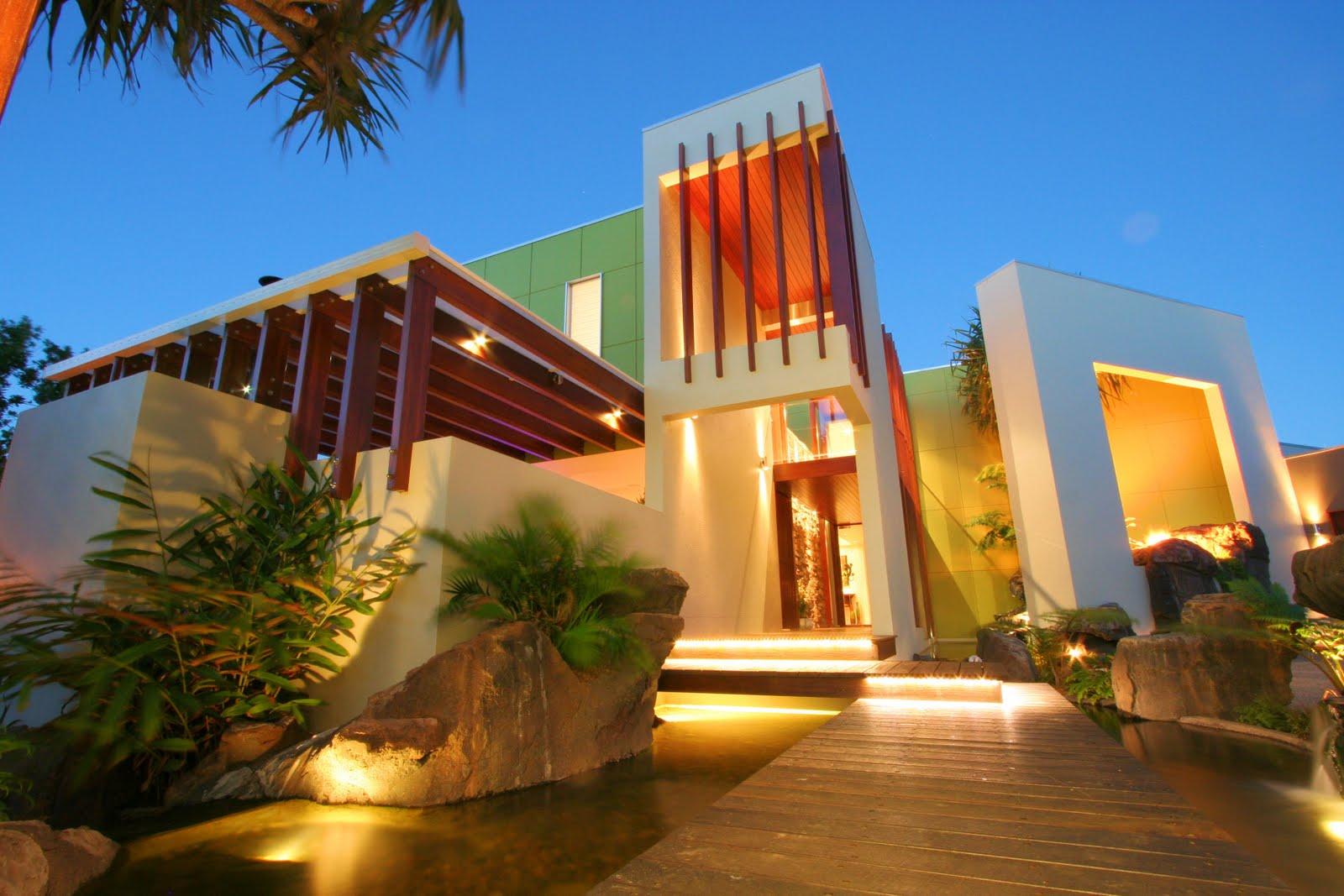 10 Modern Home Design Ideas