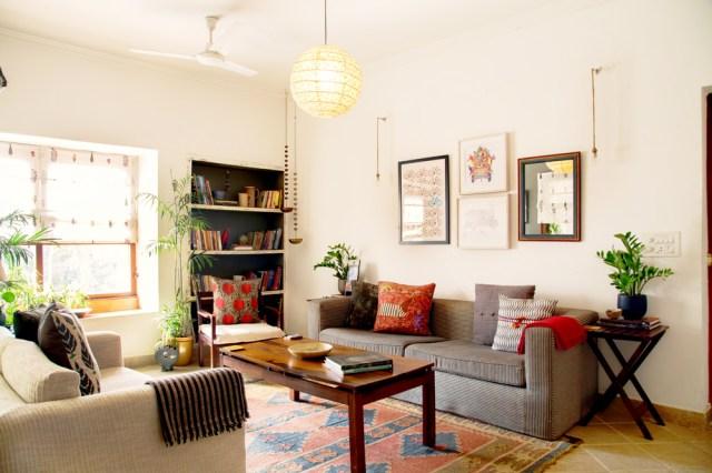 An Eclectic Contemporary Delhi Home