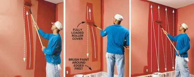 Roller Painting