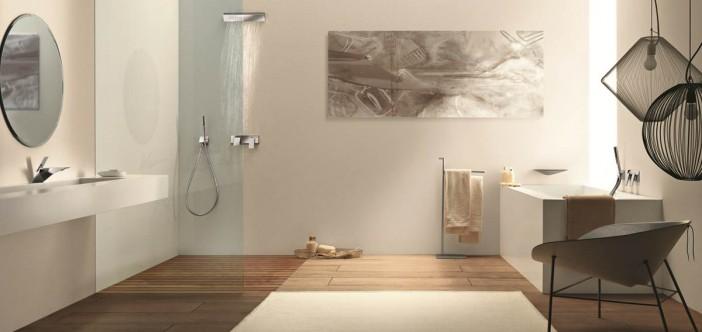Outstanding Italian Bathroom Mixer Series By Fantini