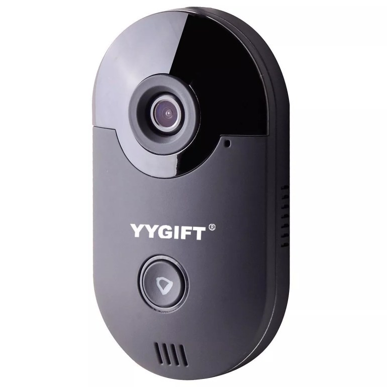 YYGIFT Smart Video Wi-Fi Doorbell