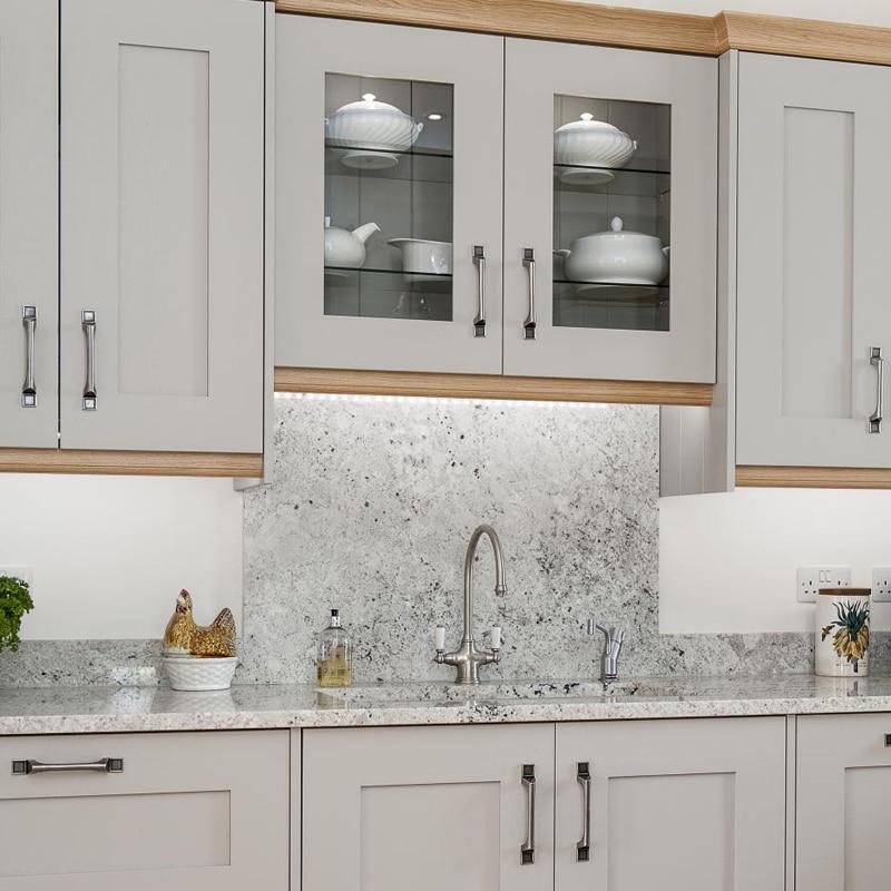 27 Kitchen Backsplash Designs - Home Dreamy on Kitchen Backsplash Backsplash Ideas For Granite Countertops  id=35056