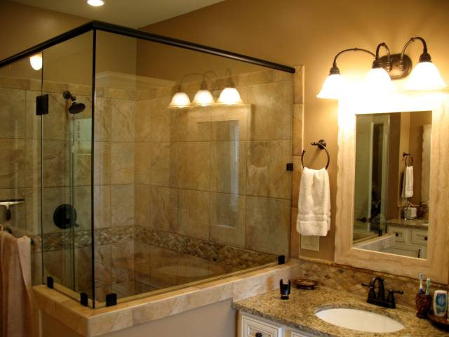 Bathroom remodel ideas for small bathrooms large and beautiful
