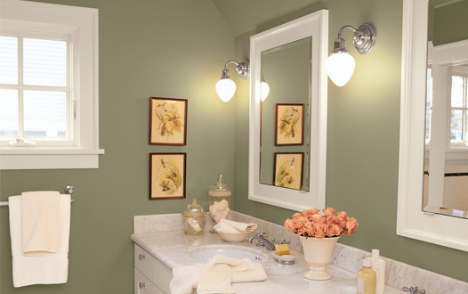 best bathroom paint colors - large and beautiful photos. photo to