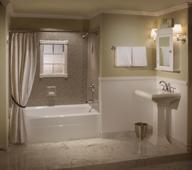 Bathroom remodeling contractor large and beautiful photos