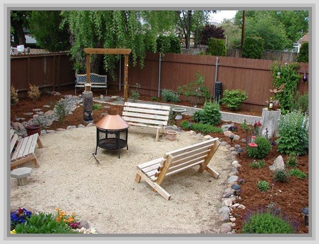 Backyard ideas on a budget patios Photo - 5 | Design your home on Budget Friendly Patio Ideas  id=22807