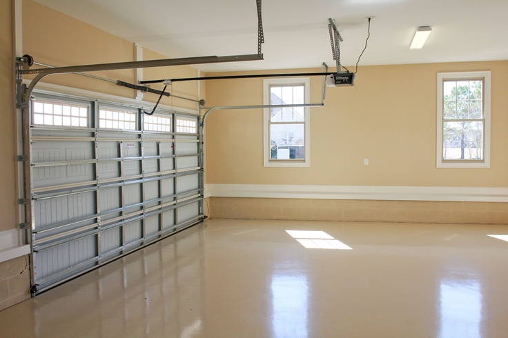 Garage interior colors - large and beautiful photos. Photo ... on Garage Color Ideas  id=52552