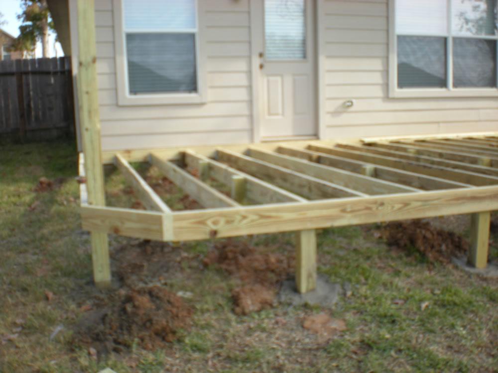 Backyard wood decks - large and beautiful photos. Photo to ... on Wood Deck Ideas For Backyard  id=98804