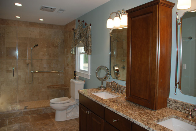 bathroom makeover - large and beautiful photos. photo to select