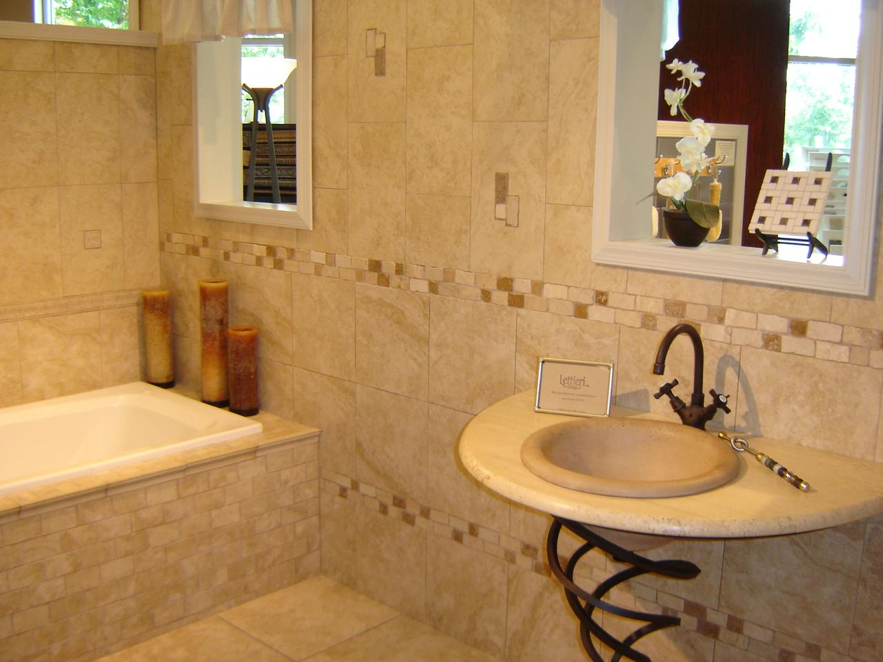 Best Kitchen Gallery: Bathroom Tile Designs For Small Bathrooms Large And Beautiful of Bathroom Tile Designs For Small Bathrooms  on rachelxblog.com