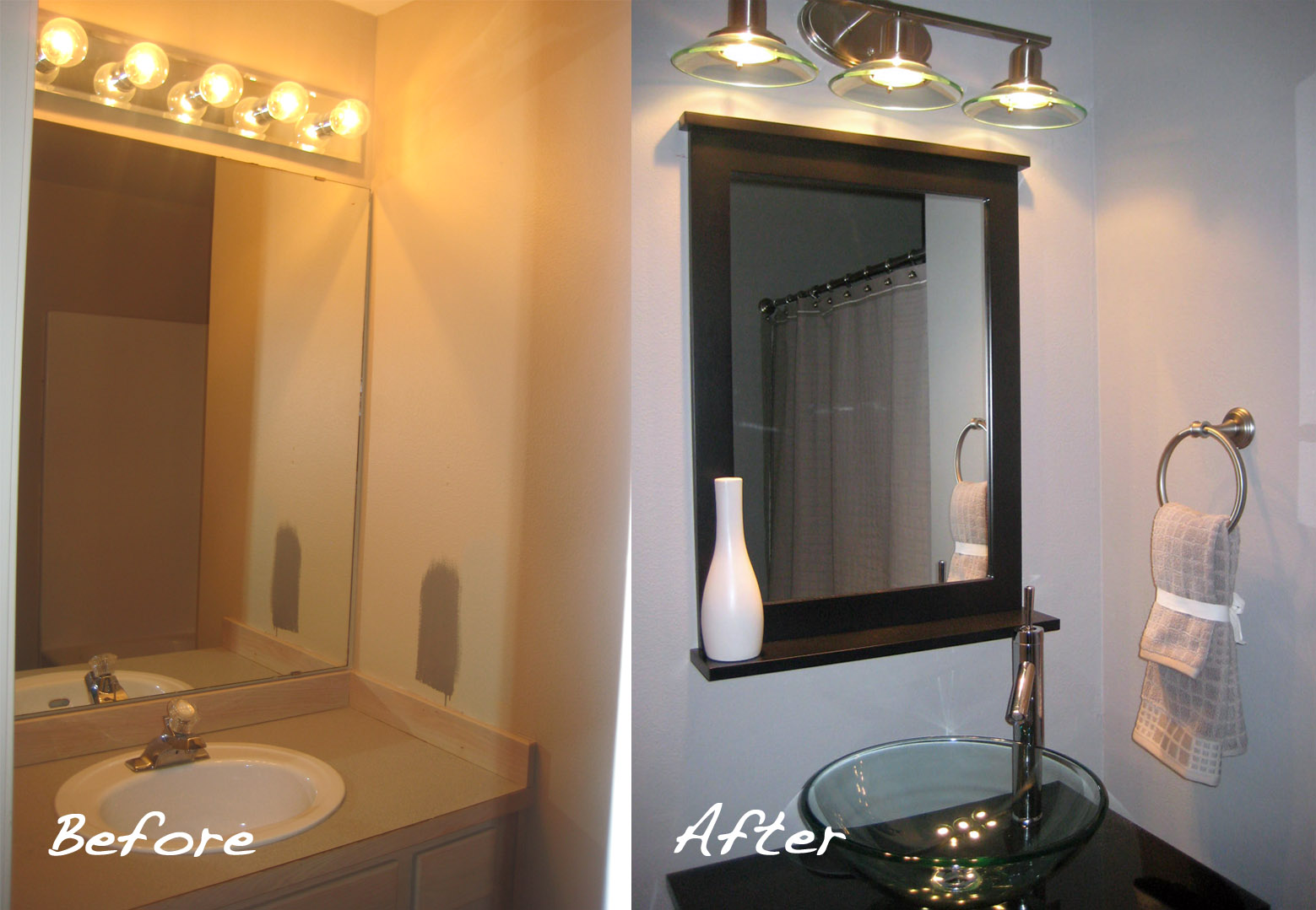 diy bathroom renovation - large and beautiful photos. photo to