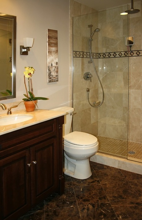 ideas for bathroom remodel - large and beautiful photos. photo to