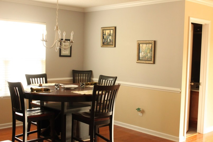 living room and dining room paint ideas | 1025theparty.com