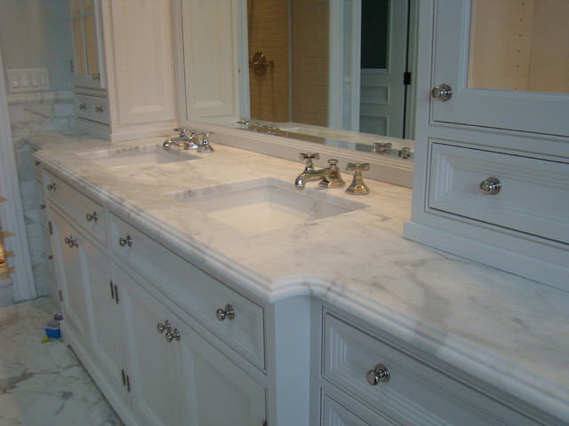 marble bathroom countertops - large and beautiful photos. photo to