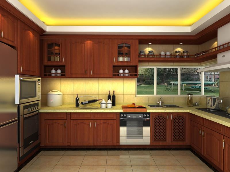 Luxury Modern Kitchen Design India Novocom Top