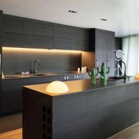 34+ Matte Black Kitchen Features