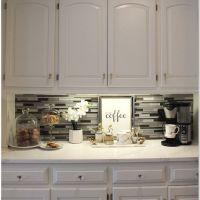 25+Pretty Farmhouse Kitchen Makeover Design Ideas On a Budget