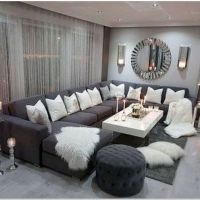 35+ Excellent Living Room Ideas With Lighting