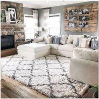 30 Farmhouse Decor Living Room Ideas Coffee Tables