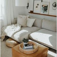73+ Smart First Apartment Decorating Ideas On A Budget 1