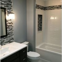 85+ Most Popular Small Bathroom Designs On A Budget 12