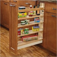 Practical Kitchen Pantry Storage Ideas
