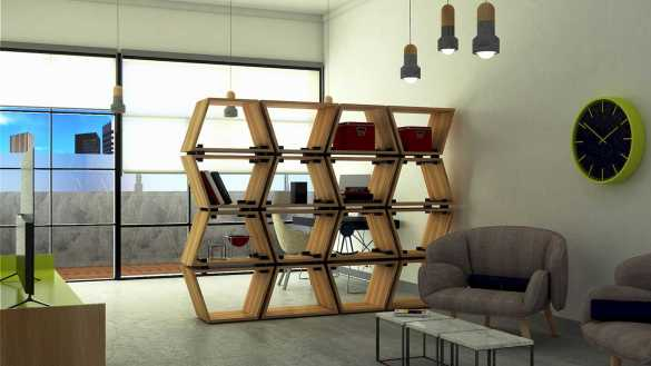 Awesome Partition Ideas For Your Home0004