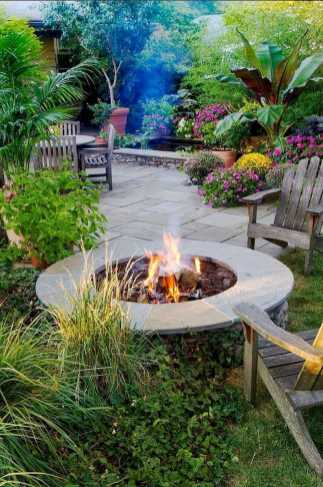 Incredible Cozy Outdoor Rooms Design And Decorating Ideas 0006