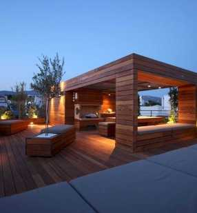 Incredible Cozy Outdoor Rooms Design And Decorating Ideas 0030