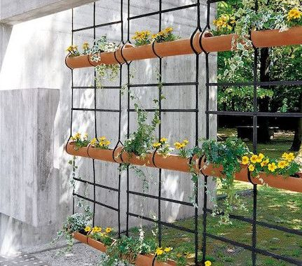 Planter Screens As Decor And Space Dividers0023
