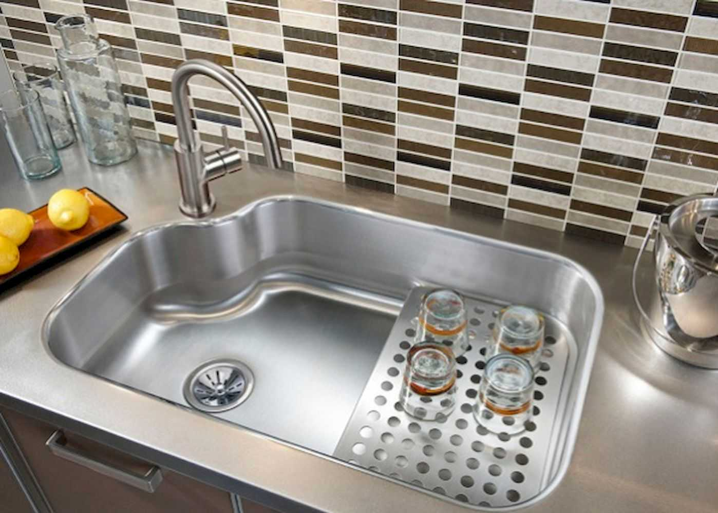 Beautiful Corner Kitchen Sink To Complement Your Design ...