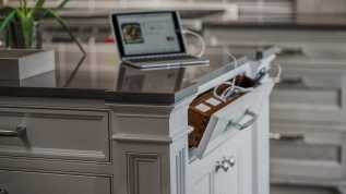 Functional Kitchen Charging Stations 0002
