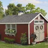 Wooden Sheds Ideas For Installing 0025