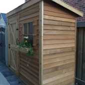 Wooden Sheds Ideas For Installing 0027