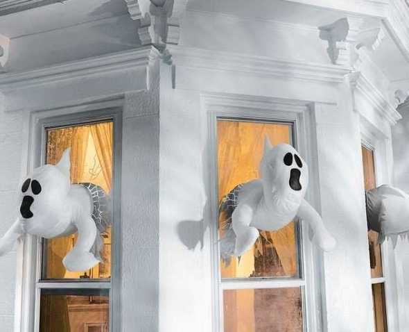 DIY Halloween Decorating Ideas & Projects0001