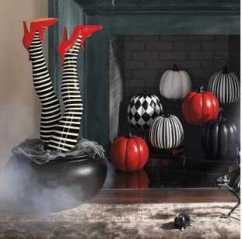 DIY Halloween Decorating Ideas & Projects0003