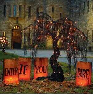 DIY Halloween Decorating Ideas & Projects0010
