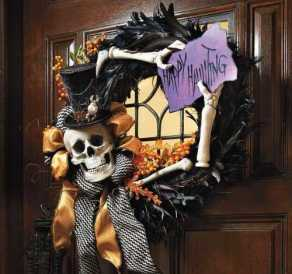 DIY Halloween Decorating Ideas & Projects0018