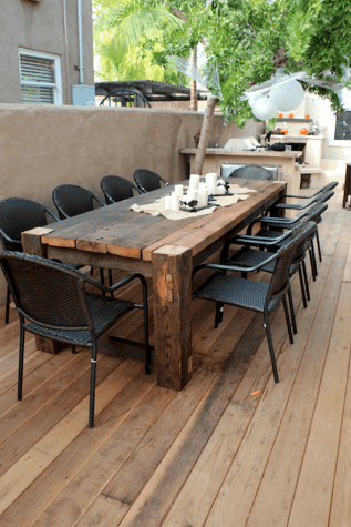 Outdoor Table0003