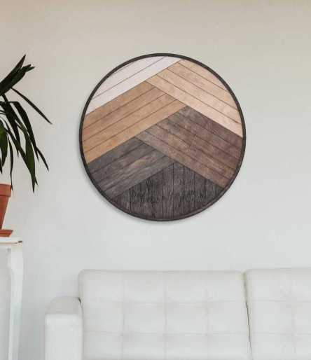 Repurposed Wood Wall Art0012