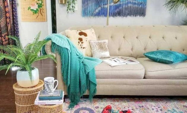Boho Style Furniture And Decor Ideas