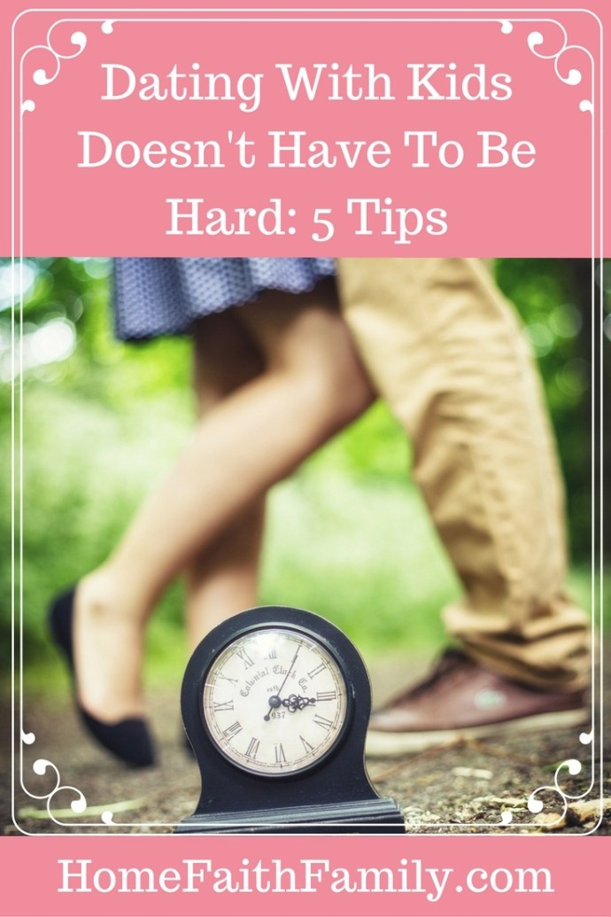 Dating with kids doesn't have to be hard. In fact, this exciting challenge can help strengthen your marriage! These 5 tips will help you and your spouse come closer together as you strengthen your romance and love. Click to read, you're going to love tip number 3. Click to read.