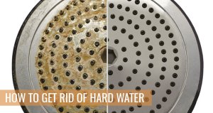 what is hard water how to get rid of it