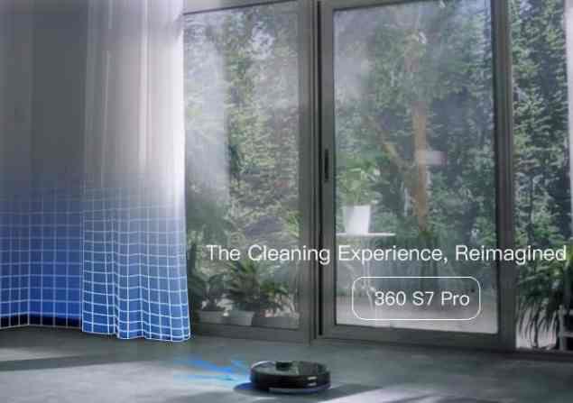 360 S7 Pro design
