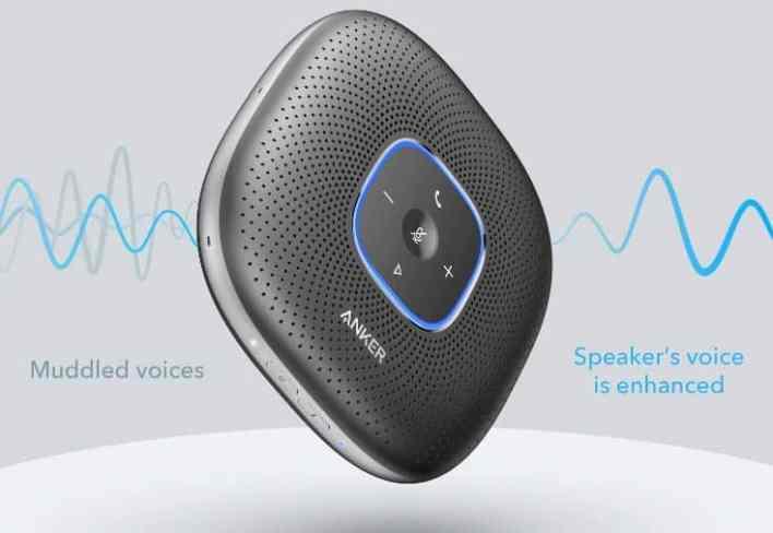 Anker PowerConf Speaker feature